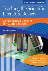 Teaching the Scientific Literature Review: Collaborative Lessons for Guided Inquiry, 2/e (Libraries Unlimited Guided Inquiry)-Paperback-Libraries Unlimited-The Library Marketplace