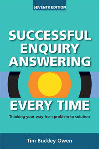 Successful Enquiry Answering Every Time: Thinking Your Way from Problem to Solution, 7/e-Paperback-Facet Publishing UK-The Library Marketplace