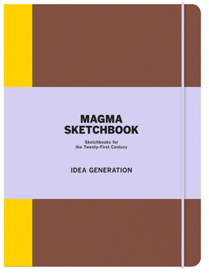 Magma Sketchbook: Idea Generation-Paperback-Laurence King-The Library Marketplace