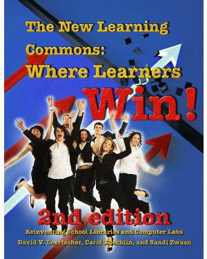 New Learning Commons: Where Learners Win, 2/e-Paperback-LMC Source-The Library Marketplace