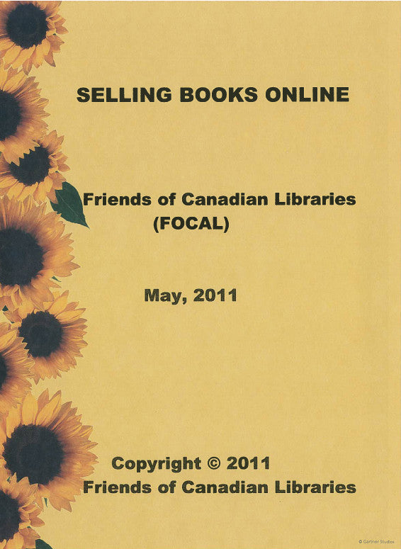 Selling Books Online-Looseleaf-FOCAL-The Library Marketplace