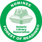 Forest of Reading Nominee Label-Stickers-Forest of Reading-The Library Marketplace