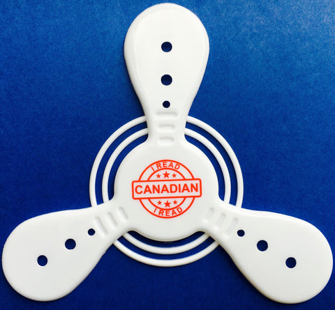 I Read Canadian™ Flying Disk