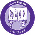 Le Prix Peuplier Winner Labels-Stickers-Forest of Reading-The Library Marketplace
