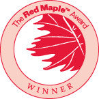 Red Maple™ Winner Labels-Stickers-Forest of Reading-The Library Marketplace