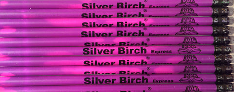 Silver Birch Express Pencils
