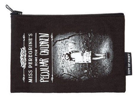 Miss Peregrine's Home for Peculiar Children Pouch - The Library Marketplace