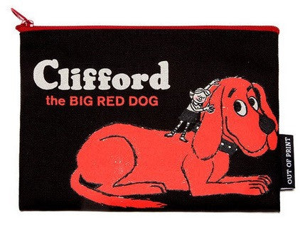Clifford the Big Red Dog Pouch - The Library Marketplace