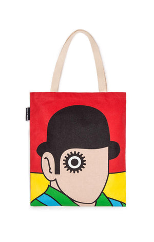 A Clockwork Orange Tote Bag - The Library Marketplace