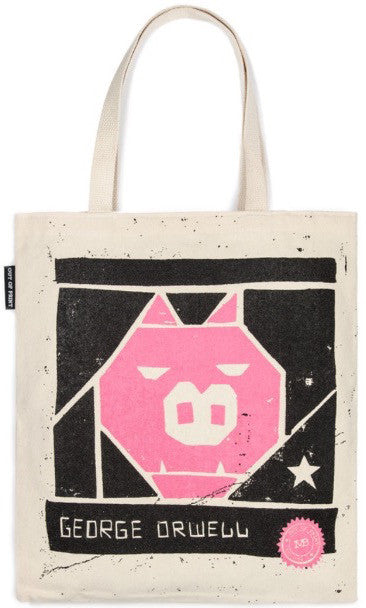 Animal Farm Tote Bag The Library Marketplace