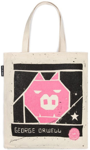 Animal Farm Tote Bag - The Library Marketplace