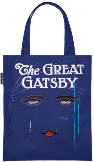 The Great Gatsby Tote Bag - The Library Marketplace
