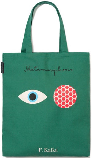 Franz Kafka Tote Bag - The Library Marketplace