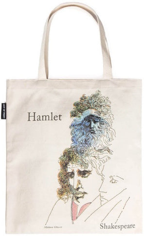 William Shakespeare Tote Bag - The Library Marketplace