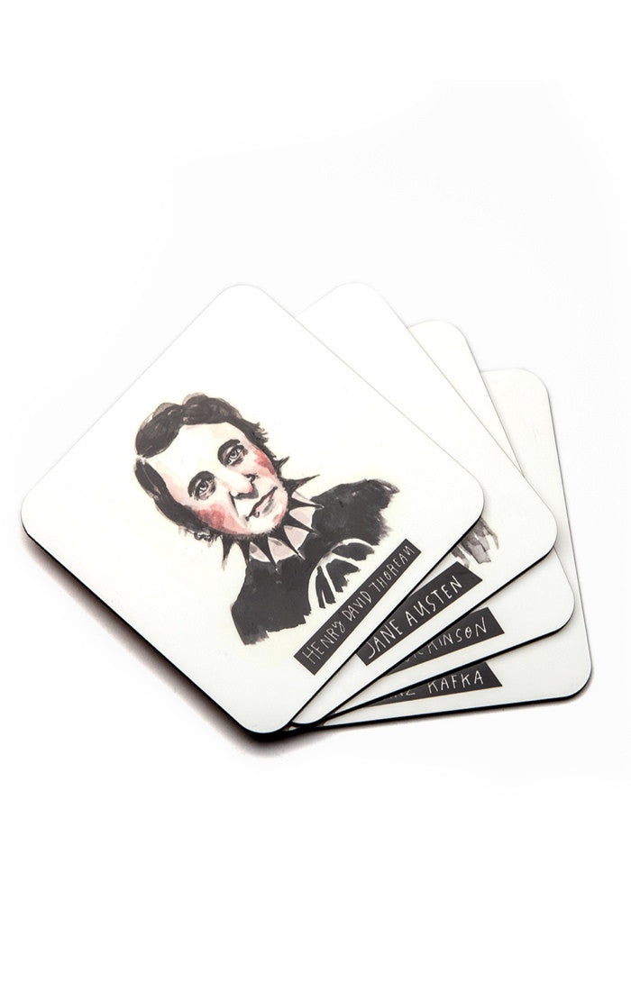 Punk Rock Coaster Set
