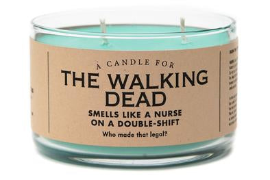 A Candle for The Walking Dead