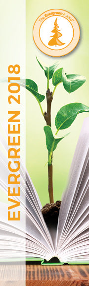 Evergreen™ Bookmarks 2018-Bookmark-Forest of Reading-The Library Marketplace