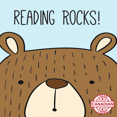 Reading Rocks! Sticker