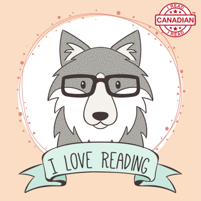 I Love Reading Sticker