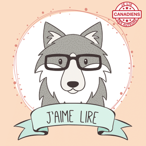 Autocollant J'aime Lire-Stickers-Forest of Reading-J'aime lire-The Library Marketplace