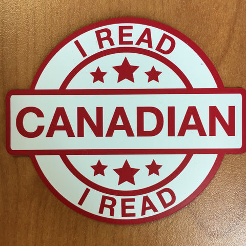 I Read Canadian™ Magnet - The Library Marketplace