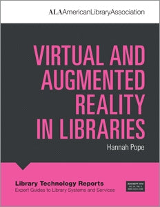 Virtual and Augmented Reality in Libraries