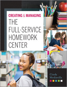 Creating & Managing the Full-Service Homework Center-Paperback-ALA Editions-The Library Marketplace
