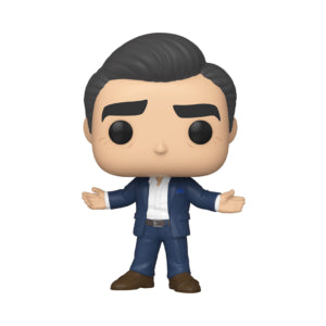 Schitt's Creek Funko Pop Johnny Rose!