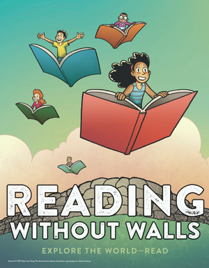 Reading Without Walls Poster