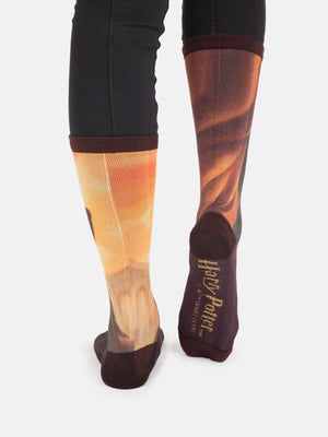 Harry Potter and the Deathly Hallows Socks