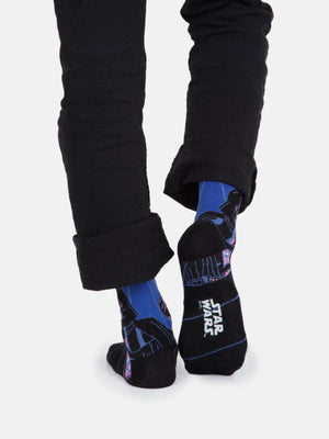 Darth Vader Star Wars READ socks