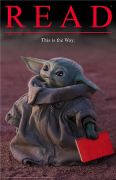The Child Poster - Star Wars