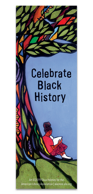 Celebrate Black History Bookmark