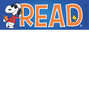 Snoopy and Woodstock Bookmark