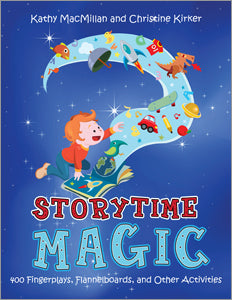 Storytime Magic: 400 Fingerplays, Flannelboards, and Other Activities-Paperback-ALA Editions-The Library Marketplace