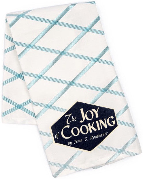 The Joy of Cooking Tea Towel