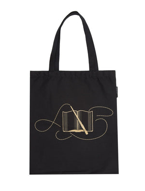 When in Doubt Tote Bag - The Library Marketplace