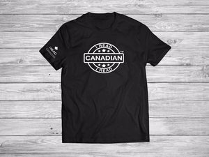 I Read Canadian™ T-shirt-T-Shirt-library.lust-Unisex-Black-Small-The Library Marketplace