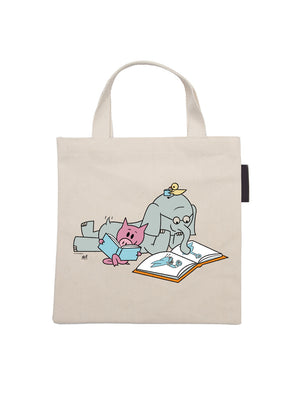 Elephant & Piggie Read Children's Tote