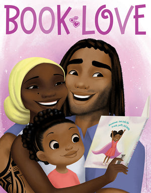 Book Love Poster