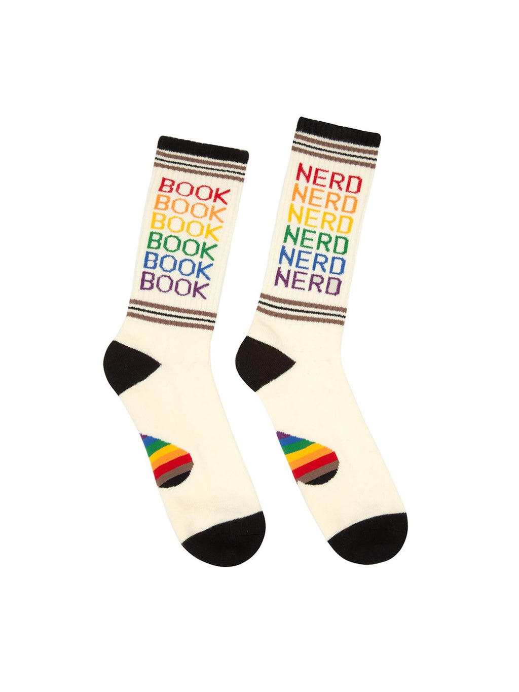 Book Nerd Pride Socks