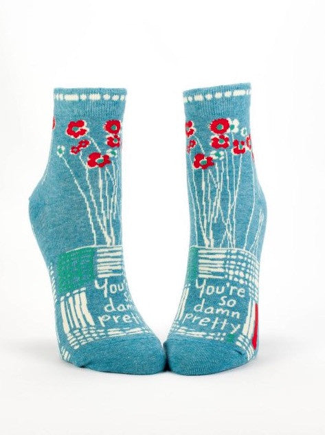 So Damn Pretty Socks - The Library Marketplace