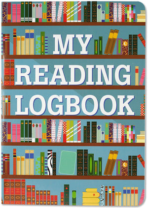 My Reading Logbook-Journal-Peter Pauper Press-The Library Marketplace