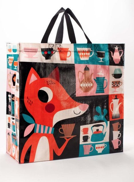 Foxy Shopper - The Library Marketplace