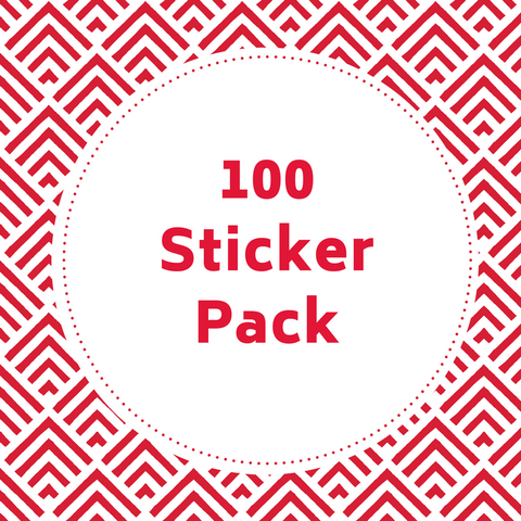 I Read Canadian™ Stickers 100/pack-Stickers-library.lust-The Library Marketplace