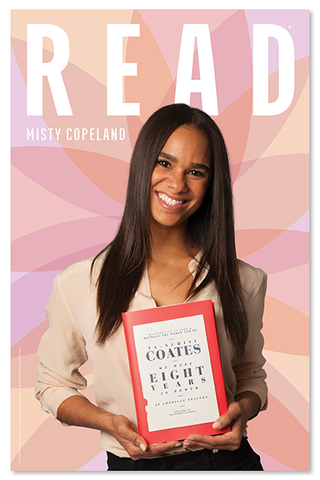 Misty Copeland Poster-Poster-ALA Graphics-The Library Marketplace