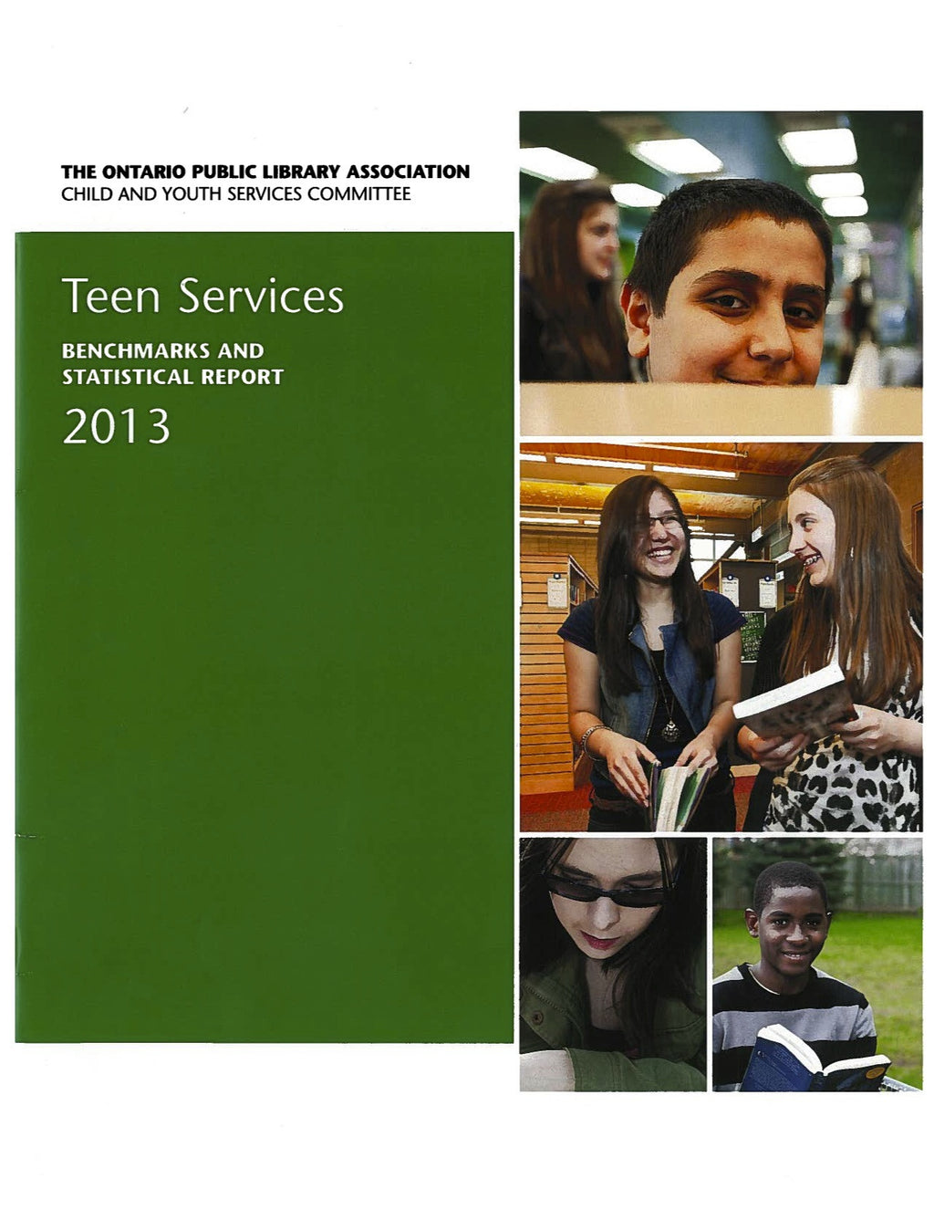 Teen Services-Paperback-OLA Press-The Library Marketplace