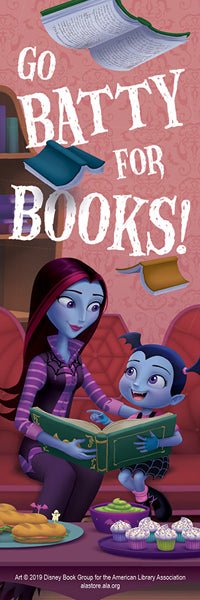 Vampirina Bookmark