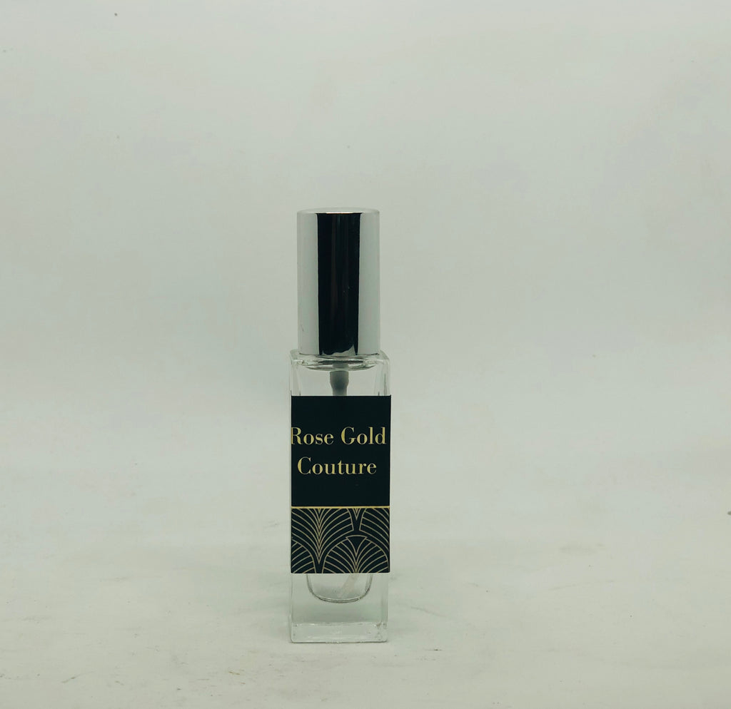Rose Gold Couture Luxury Handmade Eau de Parfum Spray