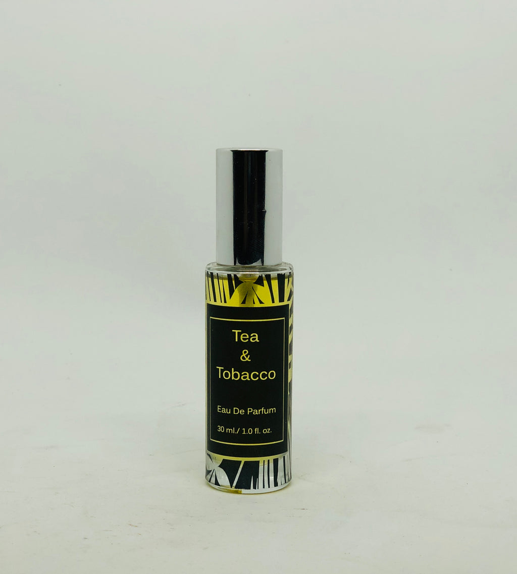 Tea and Tobacco Handmade Eau de Parfum Spray